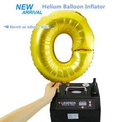 Nouveau gonfleur d'hélium électrique gonfleur de ballon d'hélium pompe à air de remplissage B363 tube de connexion d'hélium avec valve d'hélium