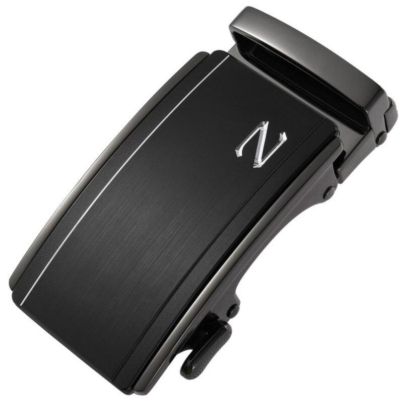 Men's Belt Head, Belt Buckle, Leisure Belt Head Business Accessories Automatic Buckle Width 3.5CM Luxury Fashion LY136-22227