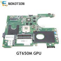 NOKOTION DA0R09MB6H1 REV H CN 072P0M 072P0M For Dell inspiron 17R 7720 laptop motherboard HD4000 GT650M GPU DDR3
