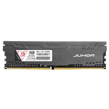 Memória ram computador ddr4 8gb 16 3000mhz memoria 2400mhz 2666mhz ram memória de juhor dimm novo com dissipador de calor