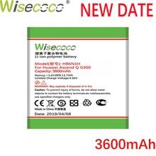 Wisecoco 3600mAh HB5N1/HB5N1H Battery For Huawei Ascend G300 G305T C8812 U8815 U8818 T8828 Y220 Y310 U8825 T8830 G309T Y320 Y330 смартфон huawei ascend y330 black