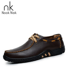 Men Handmade Casual Shoes 2019 High Quality Genuine Leather Men Loafers Autumn Slip on Black Dress Shoes Wedding Shoes Moccasins natural leather moccasins men summer shoes casual breathable men loafers handmade slip on high quality