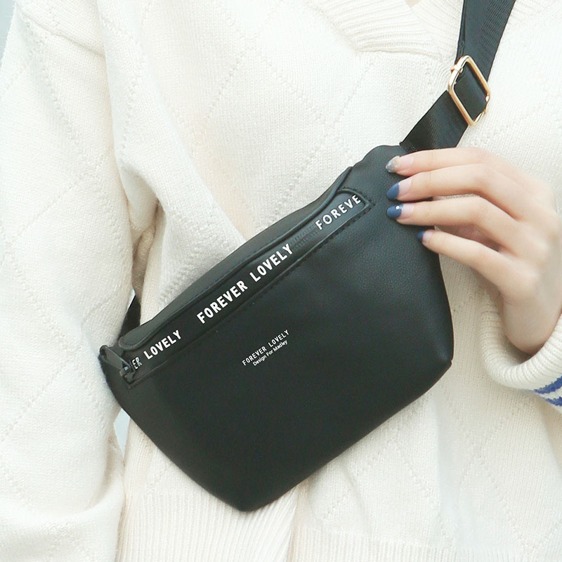 Waist Bags For Women Crossbody Bag Leather Chest Purse Casual Travel Fanny Pack Mini Leg Pack Female Waist Belt Bag Chest Phone