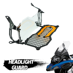 Headlight Cover Lamp Patch For BMW R1250GS R1200GS Adventure R1250 R1200 GS ADV R 1200 GSA LC Head Light Guard Protector Grille