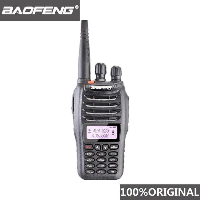 100% Original Baofeng UV B5 Two Way Radio Station VHF UHF 5W 99CH Ham Radio FM Transmitter Handheld Walkie Talkie B5 Transceiver