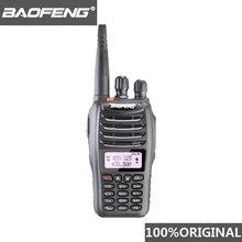 100% original baofeng UV B5 estação de rádio em dois sentidos vhf uhf 5w 99ch presunto rádio transmissor fm handheld walkie talkie b5 transceptor