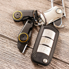 Keychain Knife Cutter Multi-Tools Survive Camping Gears Camp-Pocket Utility Outdoor Mini