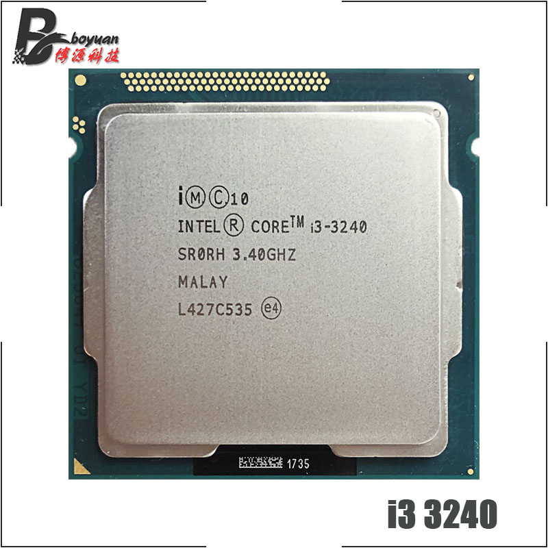 Intel I3 3240 SR0RH socket 1155