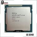 Процессор Intel Core 3240 i3 1155 3,4 ГГц, двухъядерный процессор 3 м 55 Вт LGA