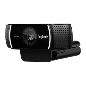 Image 2 - Logitech cámara web con trípode C922 Pro, 1080P, 30FPS, micrófono incorporado
