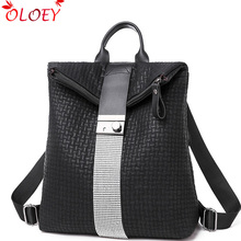 School Backpack Women Bags Backpacks For Teenage College Teenagers Girls Brand Pu Leather Bagpack Luxury Bags Woman Back Pack