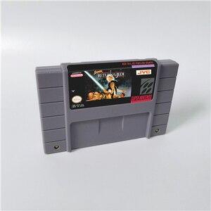 Image 1 - スーパースターゲームwarsジェダイのリターンアクションゲームカードus版英語