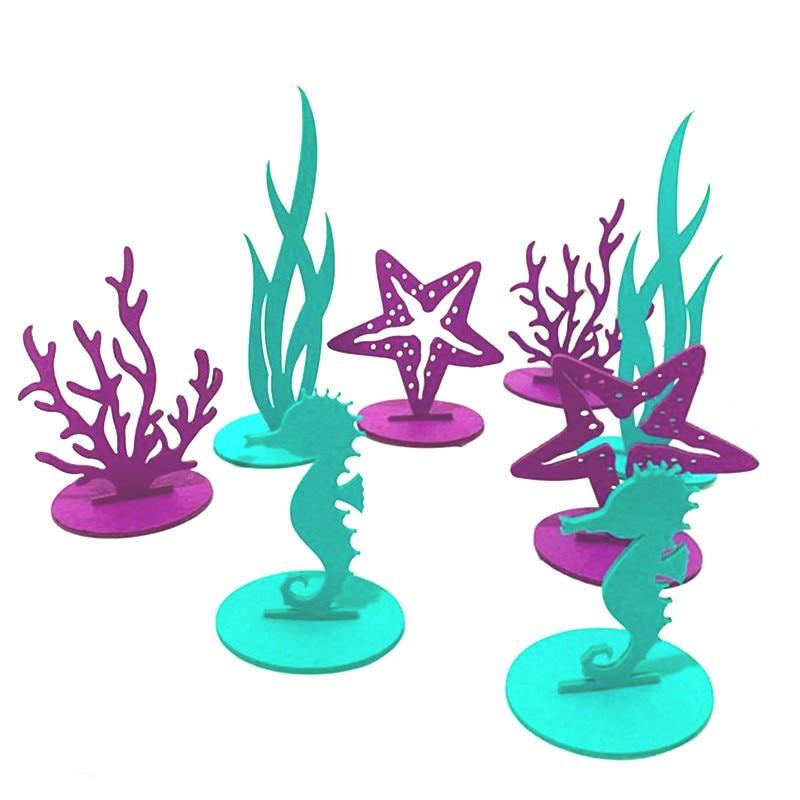 Вечерние украшения Русалочки «сделай сам», «сделай сам», «под водой»