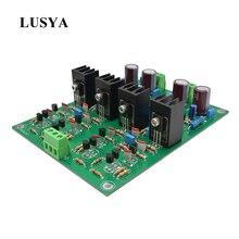Classe pura clássica do desvio de lusya uma placa preamp adota doa33 módulo placa preamp dc33v t0707