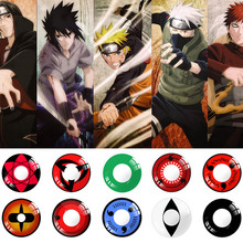 Color Contact Lenses Anime Cosplay Contact Lens Colored Contacts Lenses Kakashi Hughes Rinnegan Sharingan Contact Lenses cheap Magister CN(Origin) 14 5 Two Pieces 0 06-0 15 mm PHEMA Beautiful Pupil 14 5mm 8 5mm -0 00 Red Lenses Soft 1 Years (after opened)