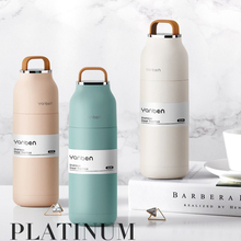 350ml Stainless Steel Water Bottle Water Bottle Vacuum Insulated Wide Mouth Travel Portable Thermal Bottle stainless steel water bottle hydro flask water bottle vacuum insulated wide mouth travel portable thermal bottle