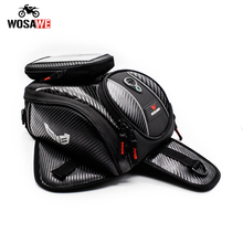 Motorcycle Magnetic Fuel Oil Tank Bag Mobile Phone GPS Navigation Bag Moto Motobike Motocross Multifunctional Bag Travel Luggage