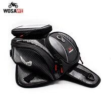 Motorrad Magnetische Heizöl Tank Tasche Handy GPS Navigation Tasche Moto Motobike Motocross Multifunktionale Tasche Reise Gepäck