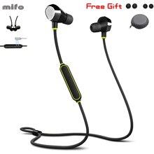 Mifo i8 Ture słuchawki bezprzewodowe Bluetooth 5.0 słuchawki z redukcją szumów przyciąganie magnetyczne słuchawki pływanie Hd słuchawki douszne