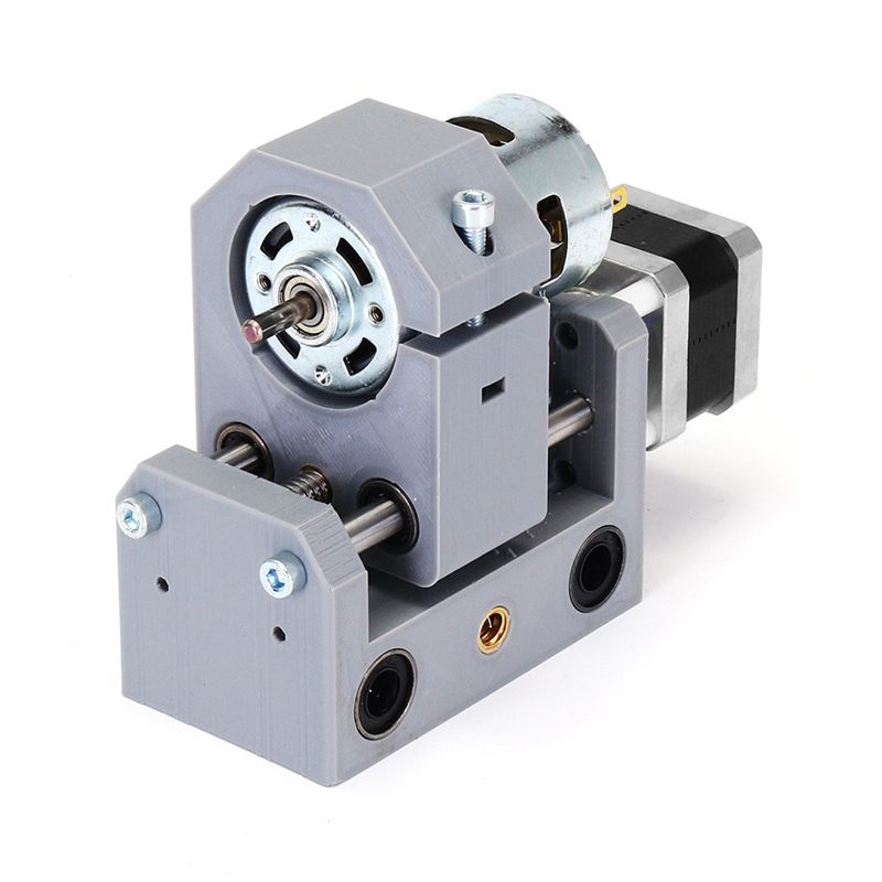 Z Axis And 775 Spindle Motor Combo Drill Chunk Integrated Set DIY Kit CNC Parts for CNC1610 CNC2418 CNC3018 Laser Engraver