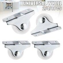 2/4/8 единиц мебели/кпромышленной тележки направляющее колесо тележки офисные кресла детские постельные принадлежности мебельная фурнитура...