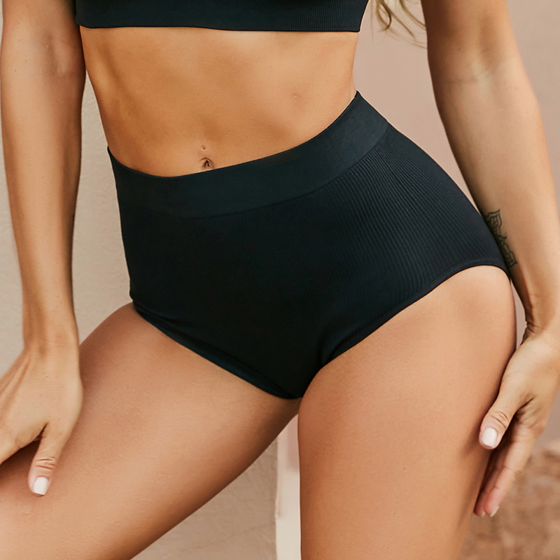 Nahtlose Frauen Tanga Panty Sexy Bikini G String Unterhose Weibliche Pantys Komfort Baumwolle Gabelung Unterwäsche Kurze Komfort Dessous