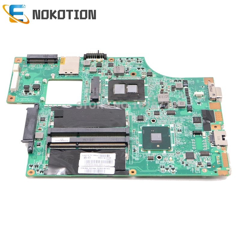 For Lenovo E31 Laptop Motherboard DA0PS2MB8C0 Intel CPU 100/% tested
