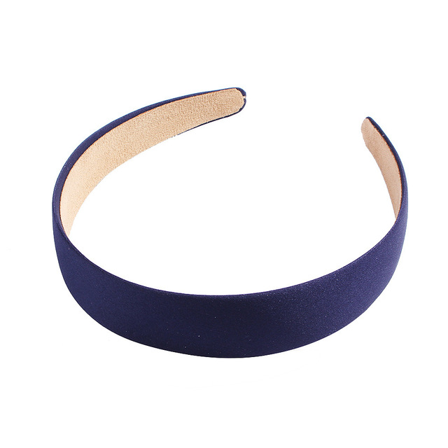 1PCS Women Lady Girl 3cm Wide Headband Hair Band Headwear Hairbands Boutique Hair Hoops For Jewelry Tiara Hair Accessories