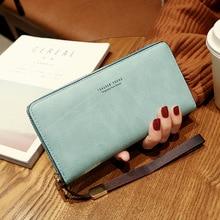 Women's wallet Long Zipper Bow Brand Leather Coin Purses Tassel Design Clutch Wallets Female Money Bag Credit Card Holder 576