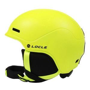 LOCLE Skateboard Helmet Ski Ultralight Professional Skiing 54-59cm Men Women High-Quality