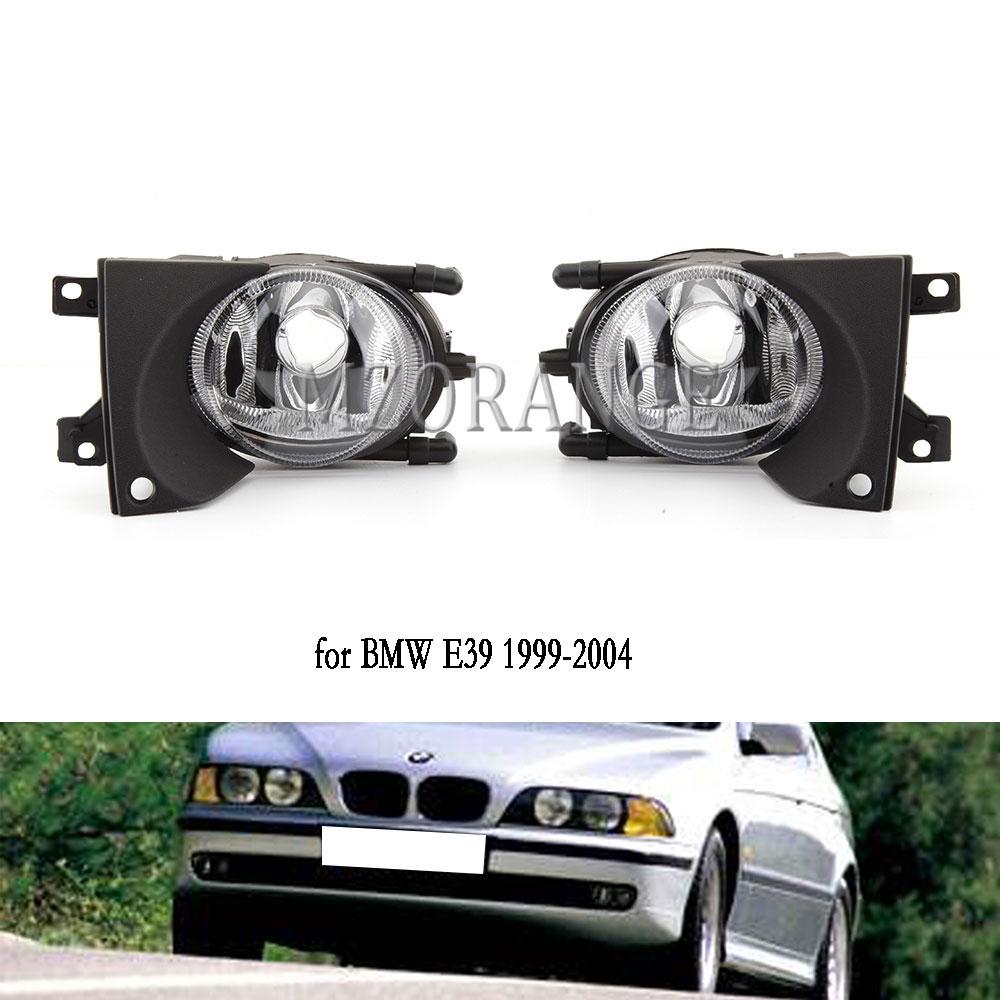 Туман светильник для BMW E39 1999-2004 туман светильник s без лампы для BMW M5 запасного комплекта головной светильник автомобильные аксессуары для у...