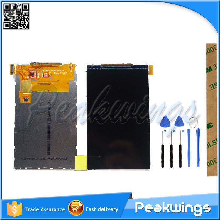 100% Tested <font><b>LCD</b></font> Display For Samsung Galaxy J1 mini <font><b>J105</b></font> J105H J105F J105B J105M SM-J105F <font><b>LCD</b></font> Display With Touch Screen Separately image