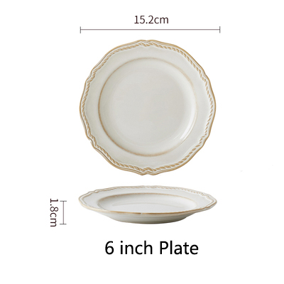 6 inch Plate