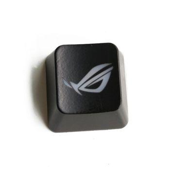Teclado mecánico retroiluminado ABS DIY, Keycap R4, personalidad de altura, gorra de llave translúcida, ESC 1 pieza