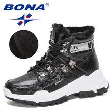 Bona/Новинка 2020 года; Дизайнерская Модная стильная обувь с