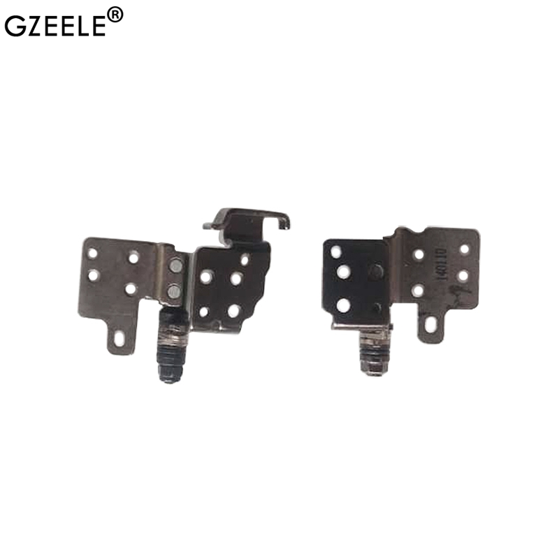Laptops Replacements LCD Hinges Fit For DELL E5550 Series Notebook Left+Right LCD Screen Not Touchin