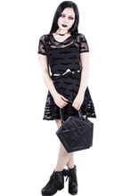 Steampunk Vintage Women Leather Pentagram Bag Shoulder Leg Halloween Cosplay