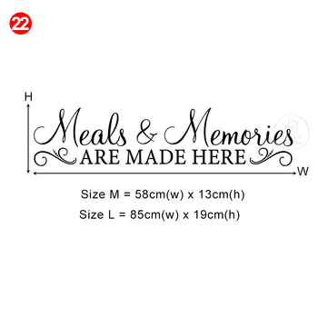 28 styles Coffee Wall Stickers Vinyl Wall Decals Kitchen Stickers English Quote Home Decorative Stickers PVC Dining Room Shop 25