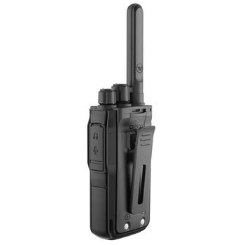 2pcsabbree ar-u1 mini walkie talkie portable radio station bf-888s uv-5r two way radio uhf band radio communicator 400-480mhz