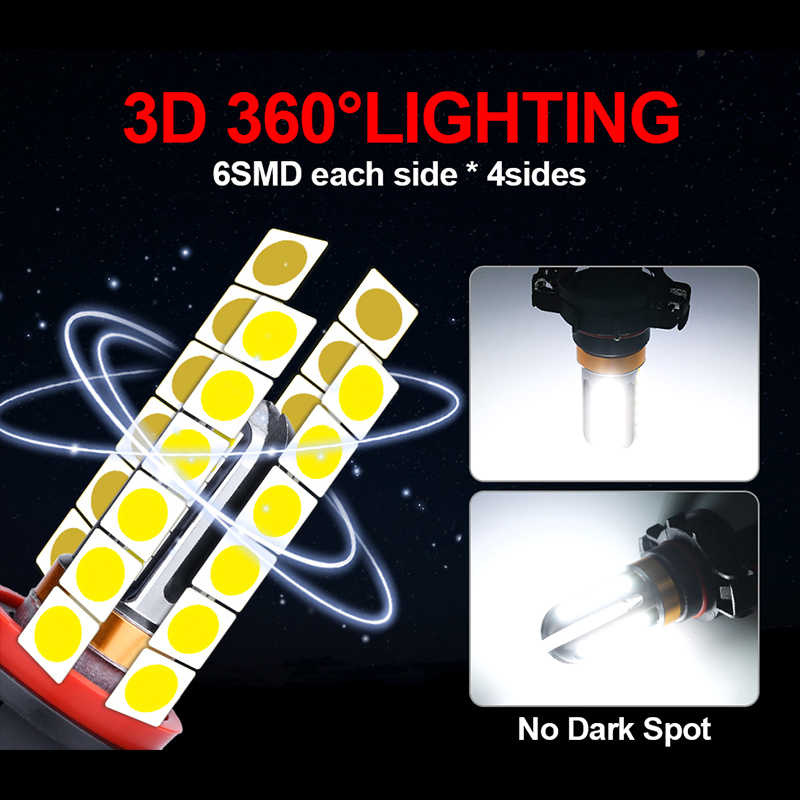 Blinker Lampen PSX24W T20 7443 w21 5w 7440 Led P21W P21 5W 1156 BA15S 1157 BAY15D Auto freiheit reverse Lichter 12V 24V 2 Stück