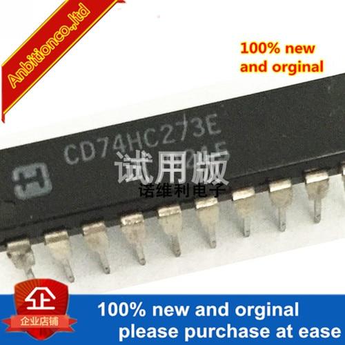 5pcs 100% New Original CD74HC273E CD74HC273 Buffer Inline PDIP-20 In Stock