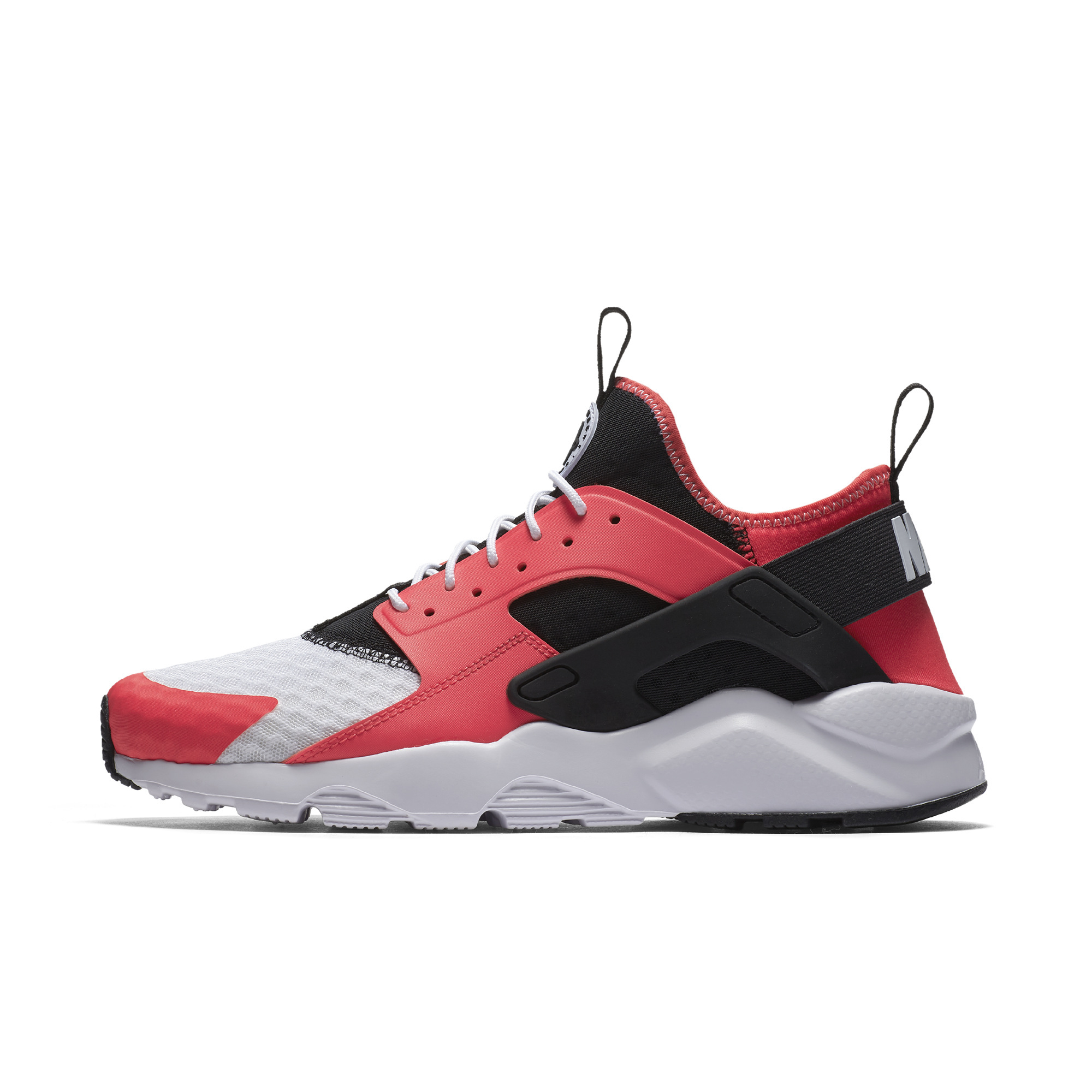 US $75.0 25% OFF|Original Official NIKE AIR HUARACHE RUN ULTRA Men's Running Shoes Sneakers Outdoor Ultra Boost Athletic Durable 819685 in Running