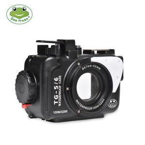 Seafrogs Underwater-Case Housing Aluminum-Alloy Waterproof Tg6/tg5camera for Activity-Products