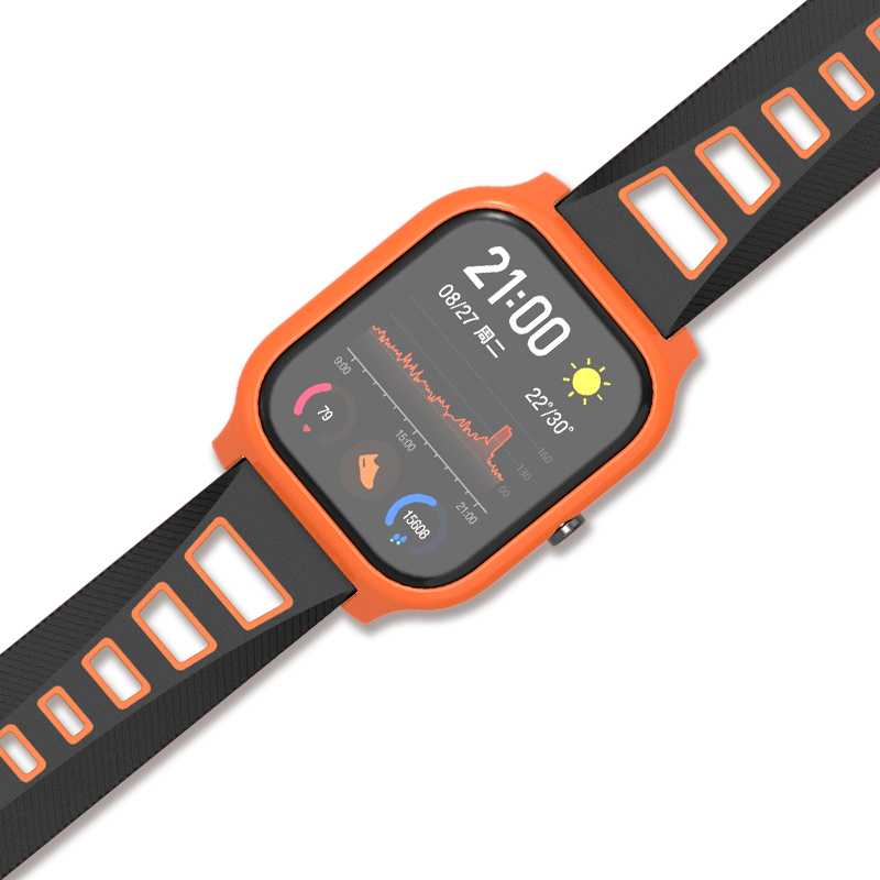 For Huami Amazfit GTS Protector Cover For Xiaomi Amazfit GTS Strap Bracelet Plastic Protective Accessories Different Styles