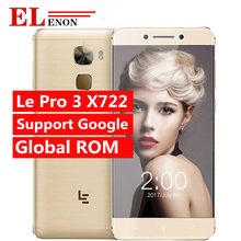 "LETV Leeco Le PRO 3 Elite X722 Asli 5.5 ""FHD Smartphone 4 GB/32 GB Quad Core Android snapdragon 820 4G LTE 16MP Ponsel(China)"