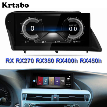 Car radio Android multimedia For Lexus RX RX270 RX350 RX400h RX450h 2008-2013 2014 2015 IPS Smart touch screen Carplay GPS