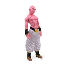 17 45CM figurka Buu PVC figurki smok Super Saiyan zabawki