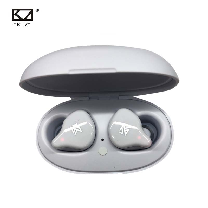 KZ S1D/S1 5.0 TWS Wireless Touch Control Bluetooth <font><b>Earphones</b></font> Hybrid <font><b>Earphones</b></font> <font><b>Noise</b></font> <font><b>Cancelling</b></font> Wireless Earbuds ZST ZSN E10 ZSX image