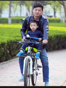 Bicycle-Seat Road-Bike Boy for Girl Front-Safety-Chair Suitable:0-6-Years-Old Baby Mountain
