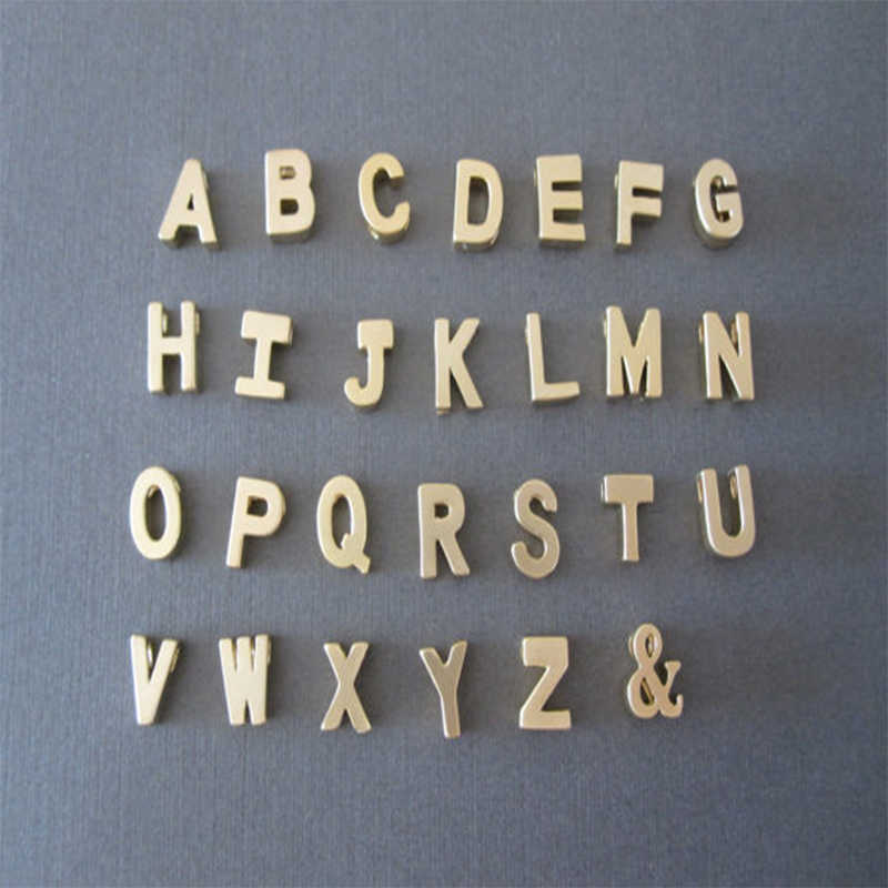 Крошечное Золотое серебряное начальное название ожерелье 26 цепочка с буквами ниспадающее ожерелье на шею для женщин девушек ювелирный подарок